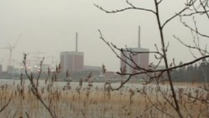 Olkiluodon ydinvoimalat Eurajoella.