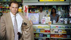 Nicolas Cage näyttelee pahaa poliisia.