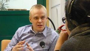 Kansanedustaja Timo Heinonen