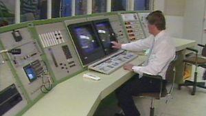 Porin lyhytaaltoasema 1988