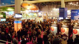 Helsingin Matkamessuilla on vuosittain noin 80 000 kävijää