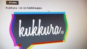 Näkymä Kukkura-palvelun nettisivuilta.