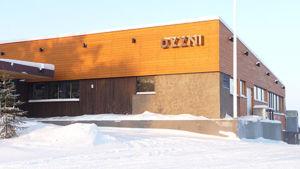 Ravintola Dyyni Kalajoella.