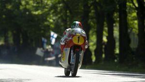 Giacomo Agostini Imatralla 2008