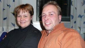 Kirsi ja Sami Rintamäki
