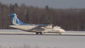 Finncomm Airlinesin matkustajakone