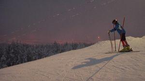 Alppihiihto on suosiossa Kaakkois-Suomessa