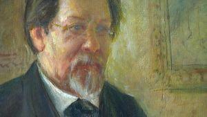 Elias Muukan omakuva.