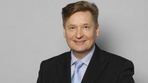 Kansanedustaja Markku Rossi