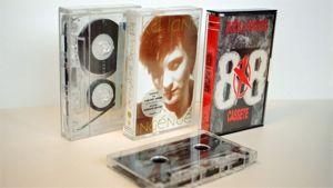 C-kasetteja