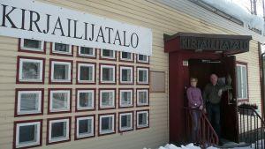 Jyväskylän Kirjailijatalo.