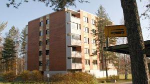Kerrostalo Rovaniemen Niemelänkankaalla