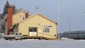 Kemijärven rautatieasema
