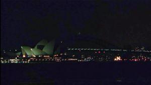 Sydneyn oopperatalon valot sammutetaan Earth Hour-ilmastotapahtuman johdosta tunniksi Australiassa.
