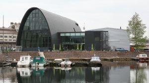 Suomen Puuvenekeskus Kotkassa