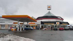 Rovaniemen Alakorkalon Shell on yksi vaihtoehto ABC-asemaksi.