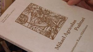 Agricolan Psalttarin uusi versio näyttää tältä.
