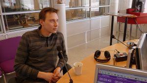 Veikkausliigauransa viime kauteen päättänyt Saku Puhakainen vieraili Etelä-Karjalan Radion keskiviikkovieraana.