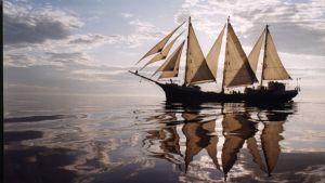 Reilun kaupan purjelaiva Estelle