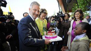 Belgian kruununprinssi Filippe