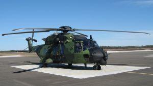 Helikopteri NH90, Utti
