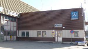 Raskone Oy:n  Kuopion yksikkö