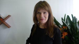 Näyttelijä Maria Heiskanen