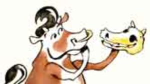 SPOTIN lehmälogo