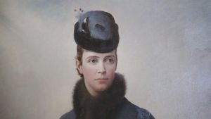 Venäjän keisarinna Maria Fjodorovna.
