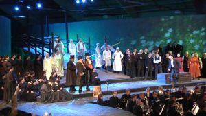 Kuva oopperan kesän 2009 esityksestä.