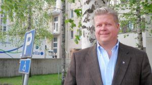 Synergis Oy:n toimitusjohtaja Janne Ripatti