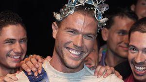 Mr Gay Europe -kilpailun voittaja Sergio Lara.