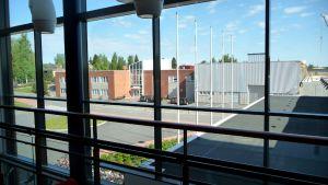 Kuvassa Kokkolan yliopistokeskus Chydenius.