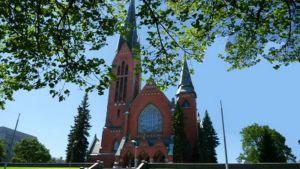 Turun Mikaelin kirkko
