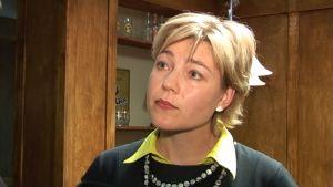 Henna Virkkusen mukaan Turun ammattikorkeakoulun toivoma lisärahoitus ratkaistaan ensi maanantain neuvotteluissa.