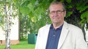 Professori Panu Rajala on kirjoittanut libreton Taipaleenjoki-oopperaan.
