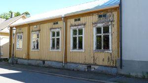 Kuvassa Knapen talo Kokkolassa