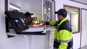 Rikosvyyhti alkoi paljastua Kaakkois-Suomen rajavartiolaitoksen esitutkinnassa