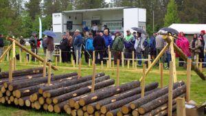 Pöllinparkkuun SM-kisat Taivalkoskella 2010