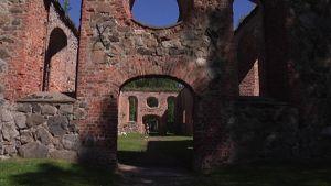 Pyhän Marian kirkko Vanhan Vaasan rauniot