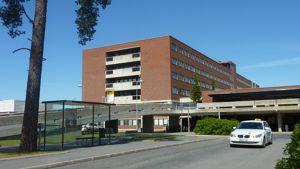 Kanta-Hämeen keskussairaalan Hämeenlinnan yksikkö