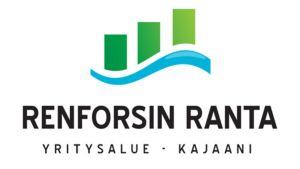 Kajaanin Tihisenniemen tehdasalue tunnetaan Renforsin rantana.