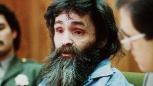 Massamurhaaja Charles Manson
