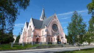 Kemin kirkko.
