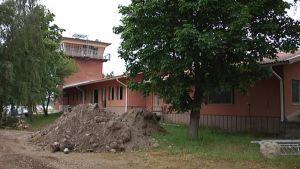 Kummelgrundin entinen merivartioasema