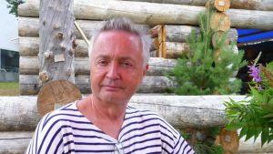 Jukka Kuoppamäen elämän tarkoitus löytyi vieraalta maalta.