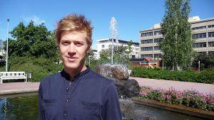 Janne Ukonmaanaho uskoo viime viikkojen helteistä olleen hyötyä Barcelonaan valmistautumisessa.