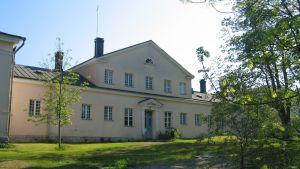 Saaristomeren tutkimuslaitos Seilin saarella. (YLE / Linus Hoffman)