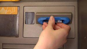 Pankkiautomaatti