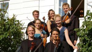 Seinäjokelainen kamarimusiikkiyhtye Elokuu-ensemble